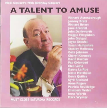 talent to amuse